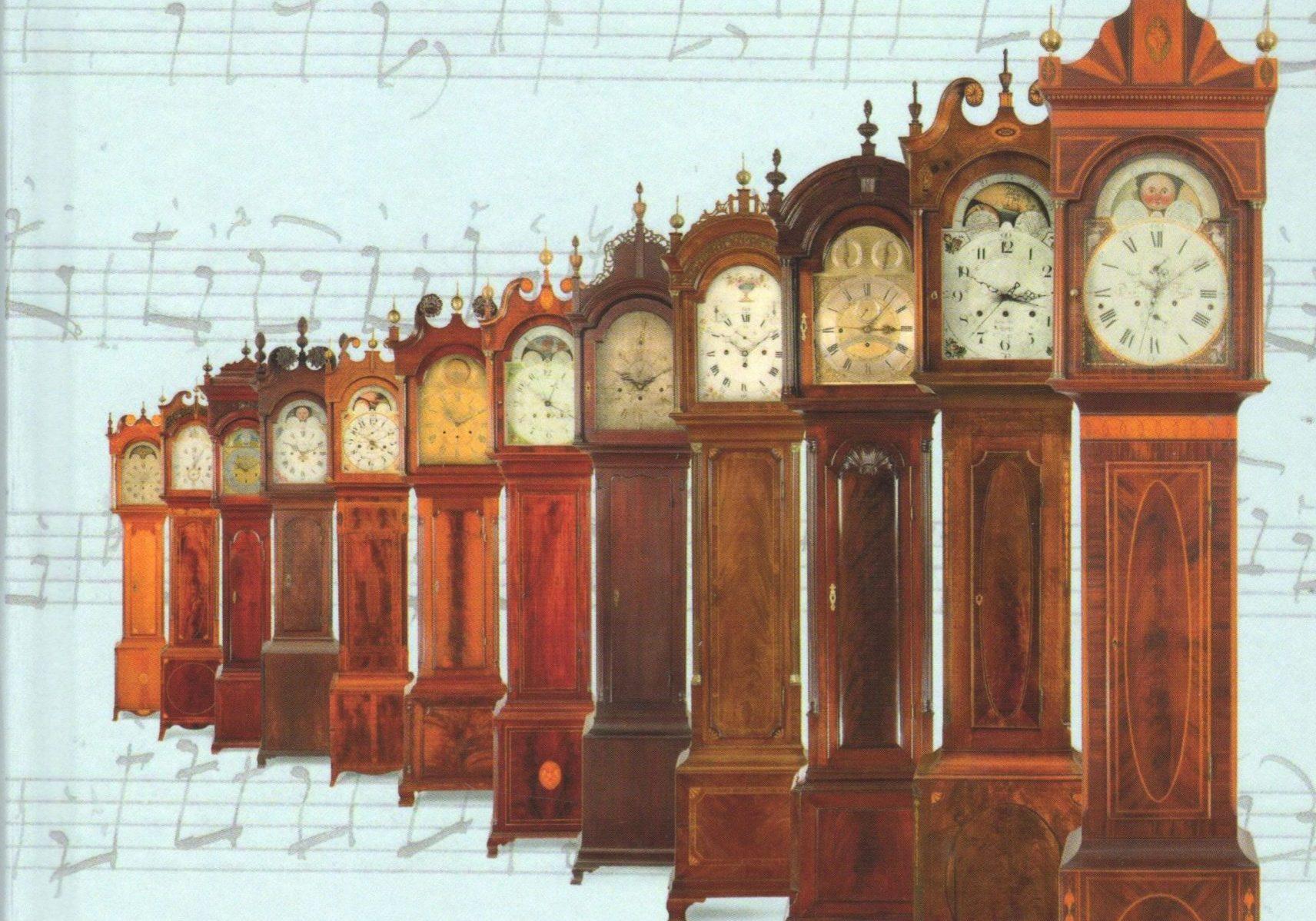 frishman-clocks-collection